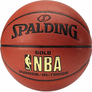 SPALDING NBA GOLD SERIES INDOOR/OUTDOOR, фото 1