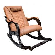 Массажное кресло-качалка EGO WAVE LUX EG-2001 (цвет Орех), фото 1
