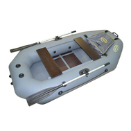 ПВХ лодка гребная Стрелка-250 ЛЮКС, фото 1