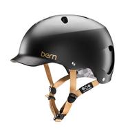 Шлем для водных видов спорта женский Bern Lenox H2O Satin Blk S19, фото 1
